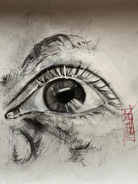 Eye Study #7