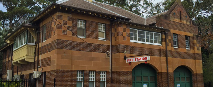 Randwick Fire Station