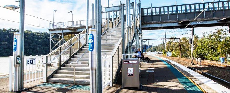 Hawkesbury River Train Station