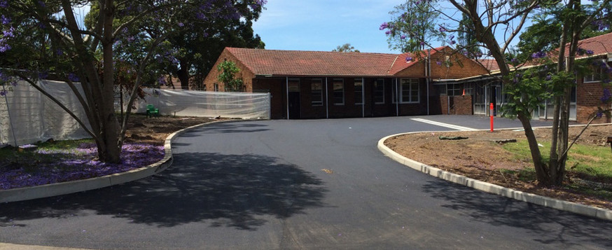 Macquarie Hospital Carpark 1