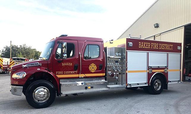 Baker Fire District