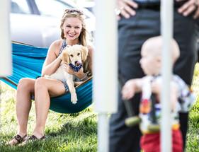 Dog and Girl on Hammok 02.jpg