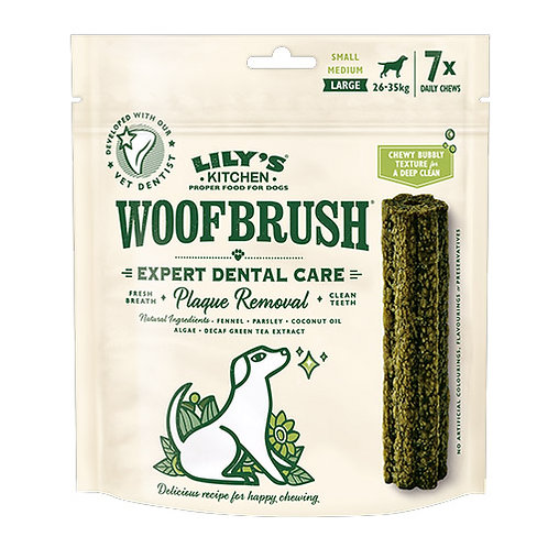 Lilys Kitchen -Woofbrush Multipacks