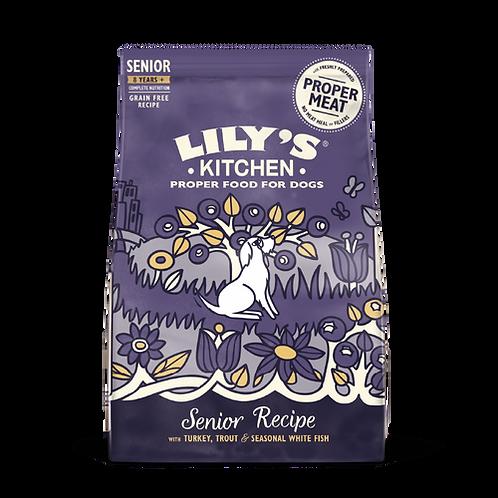 Lilys Kitchen - Senior Recipe Dry Food