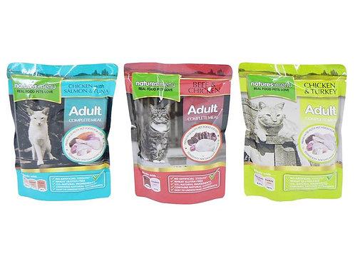 Natures Menu Cat Pouch Wet Food
