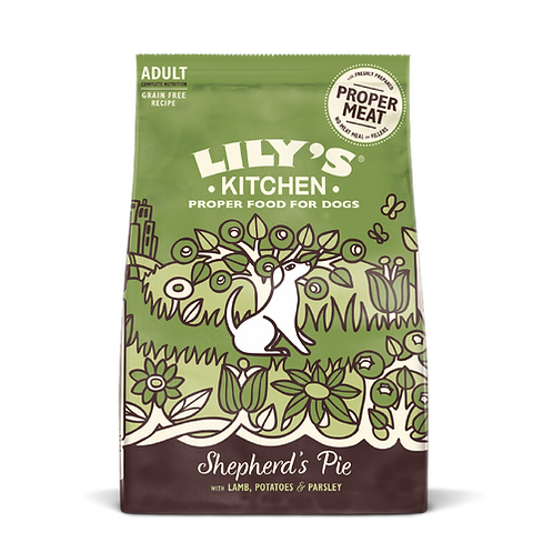 Lilys Kitchen - Lamb Dry Food
