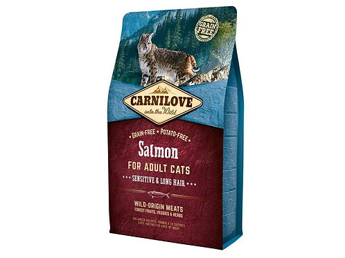Carnilove Salmon - Dry Cat Food