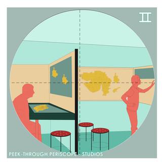 Peek Through Periscope II- Studios