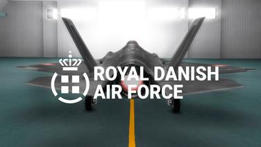 Royal Danish Airforce VR Hangar