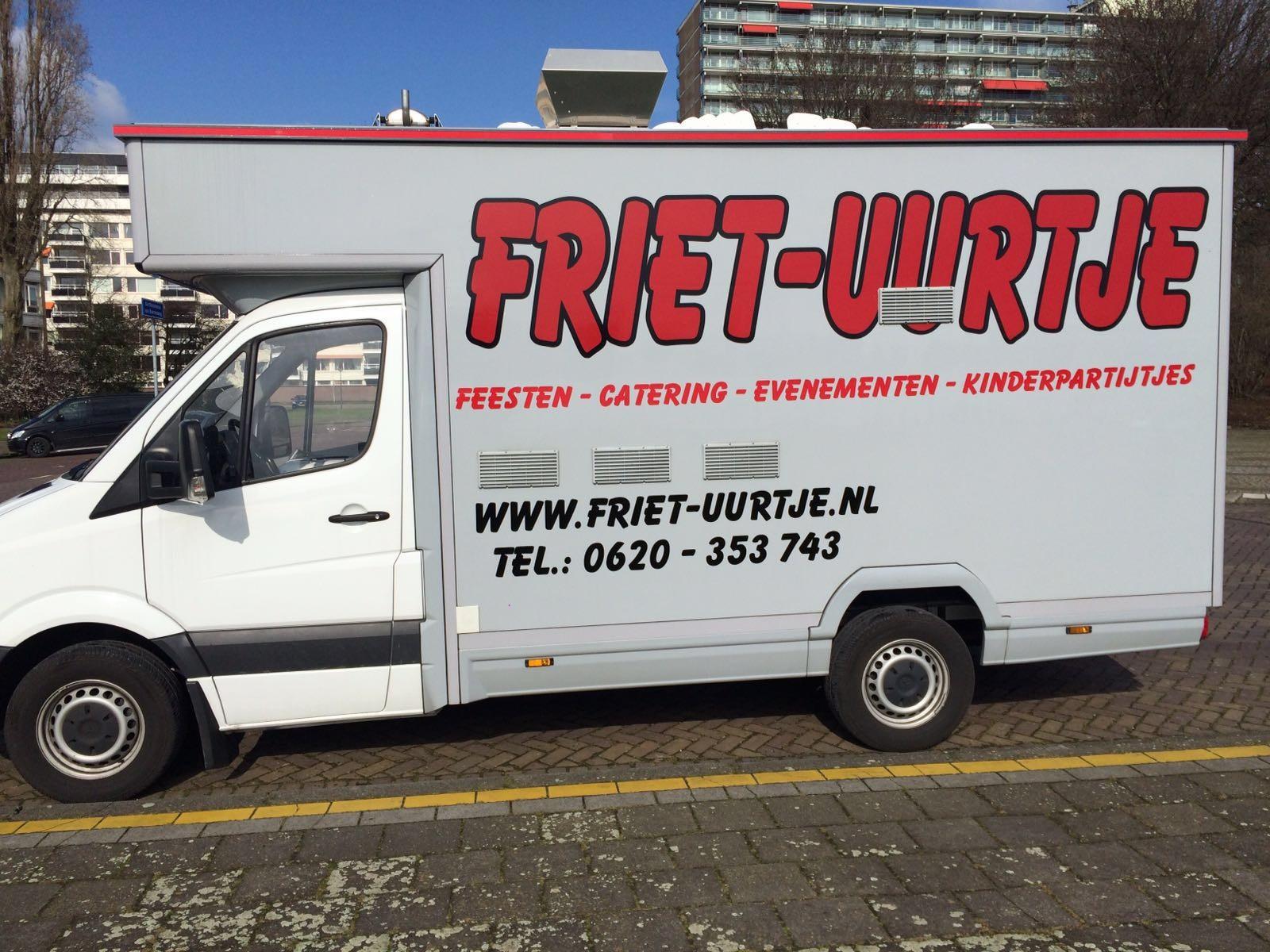 Snackwagen verhuur Friet-uurtje.nl