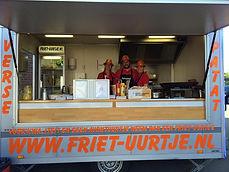 Snack team Friet-uurtje patat op locatie