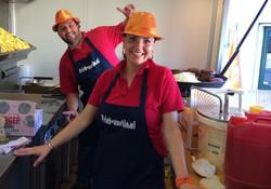 Louise en Rafael www.Friet-uurtje.nl