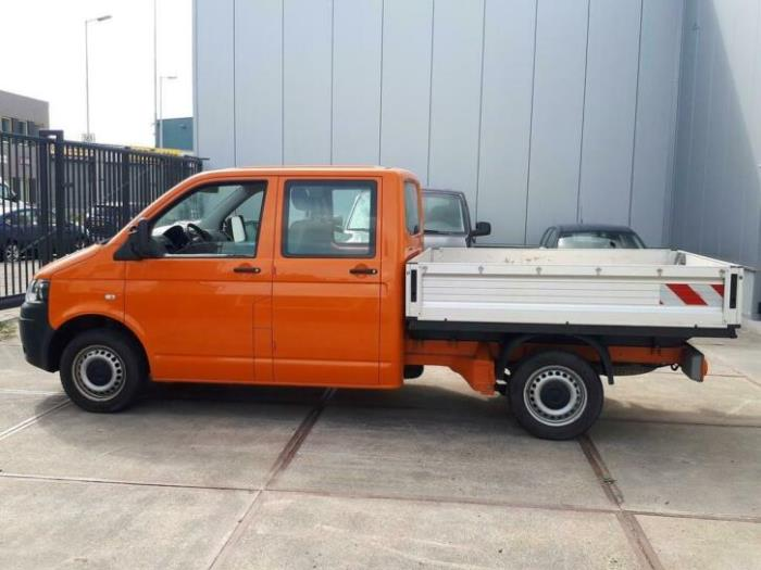 VW Pick Up doka ABC-Parts