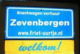 Snackwagen verhuur in Zevenbergen