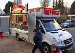 Mobile snackwagen Friet-uurtje