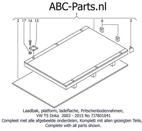 ABC-Parts.nl 7J7801041 aufbau
