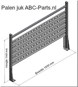 Palenjuk ABC-parts Transporter