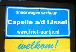 Snackwagen huren Capelle ad IJssel