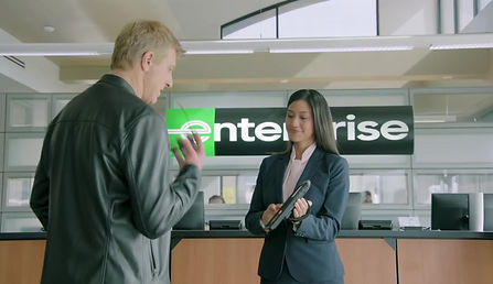 Enterprise Rent A Car - Cobra Kai