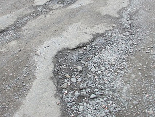 Harsh winter weather leads to one of the worst quarters for RAC 'pothole breakdowns'