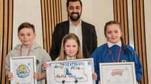 Competition helps pupils understand importance of seat belts