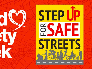Road Safety Week - 18th - 24th November 2019