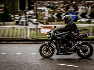 Motorcyclists face 'unacceptable level of risk on London's roads