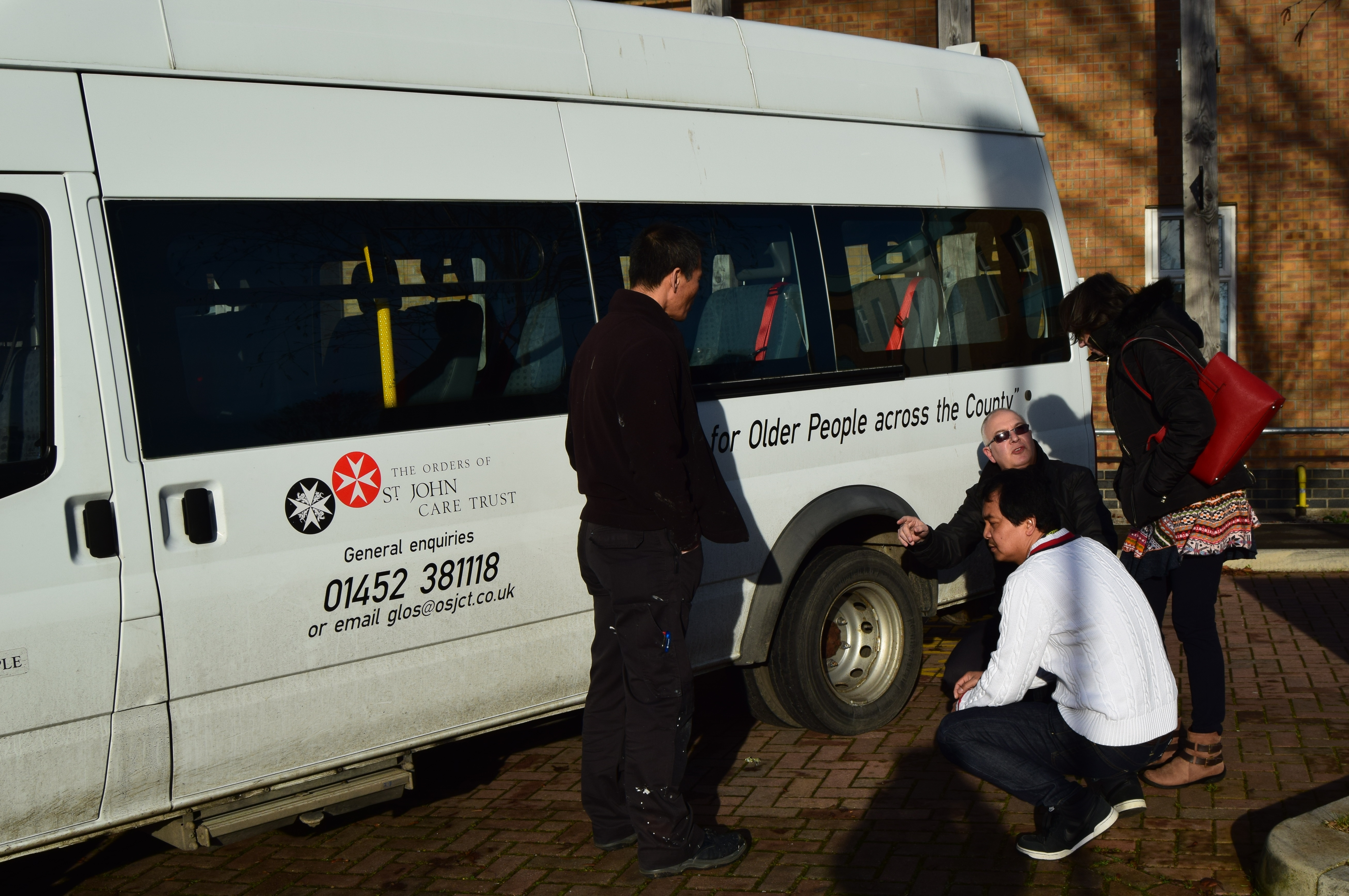 UKGRS MiDAS Minibus Training