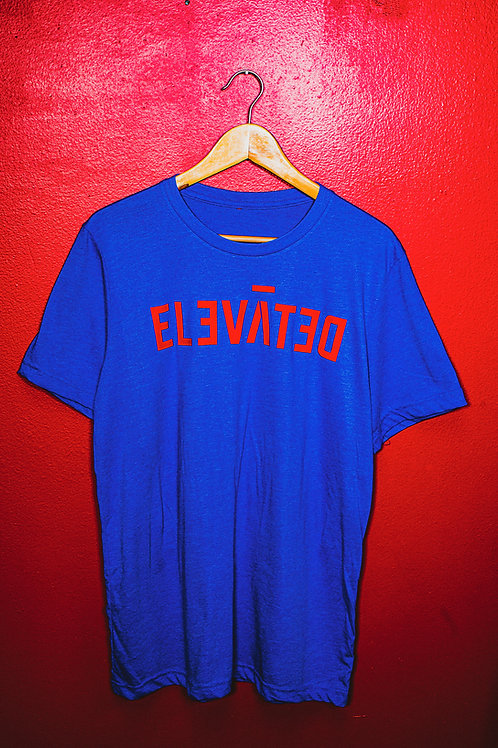 ELEVĀTED SUPERMAN COLORWAY | T-SHIRT
