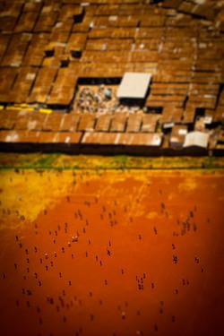 kibera aerial