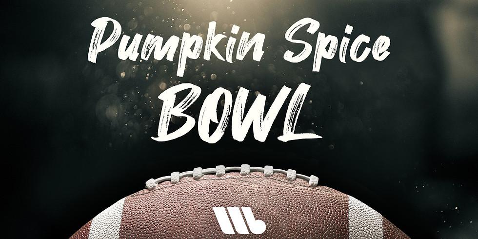 Middle School Pumpkin Spice Bowl