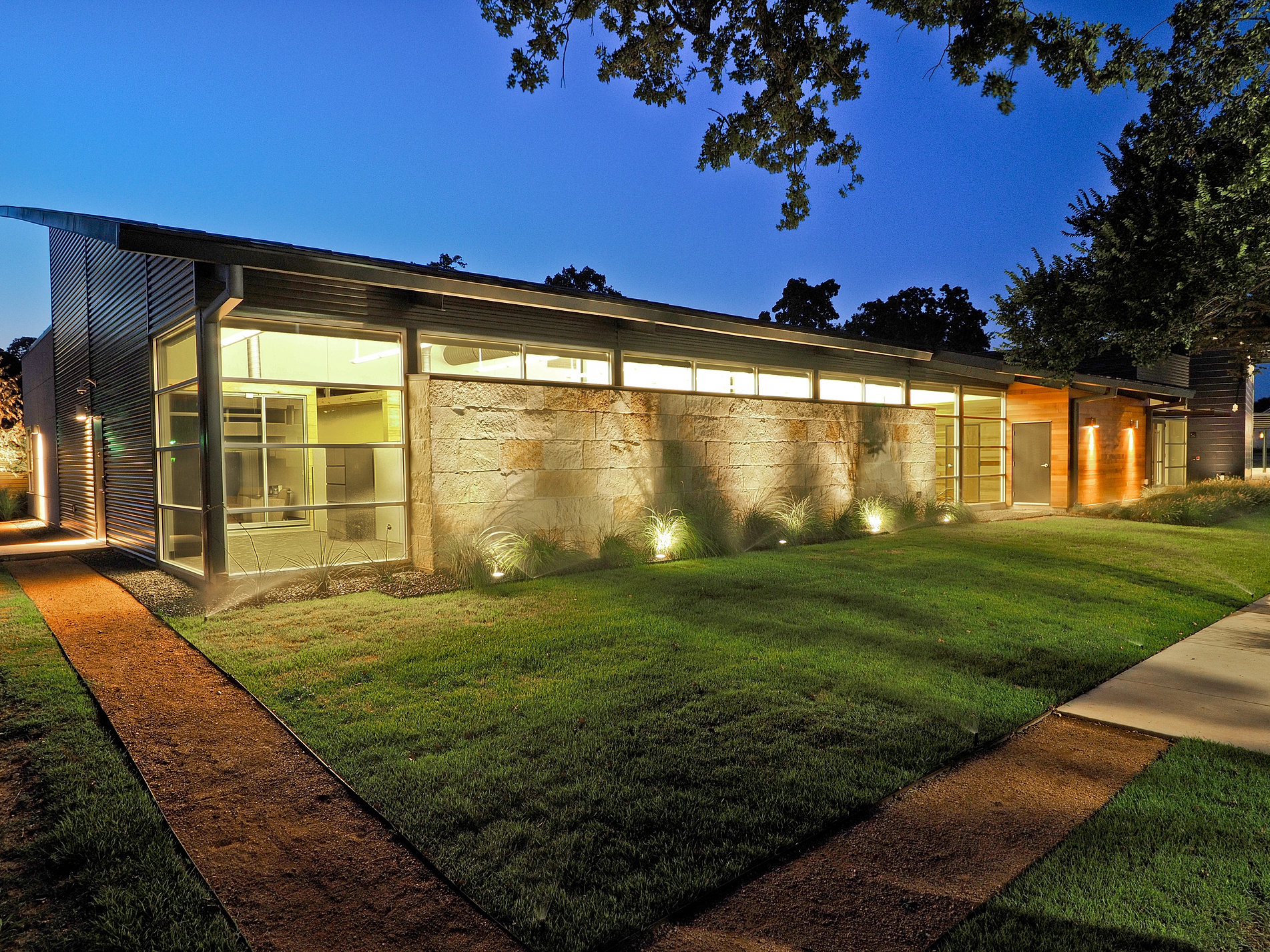 Hill country architect united states mustard design for Hill country architects
