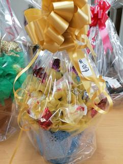 Chocolate bucket hamper £10