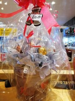 Chocolate hamper £10