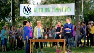 V8 - Nutrition Competition (female targe