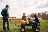 Riding with Pumpkins