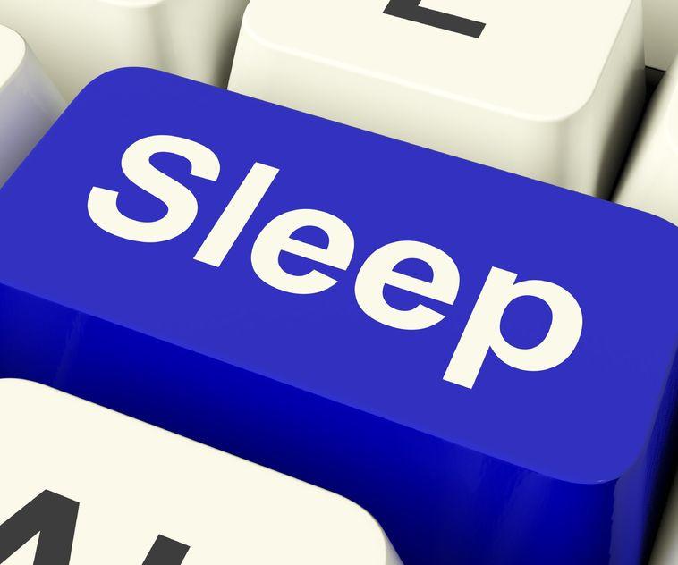 sleep key