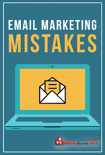 email mistake banner