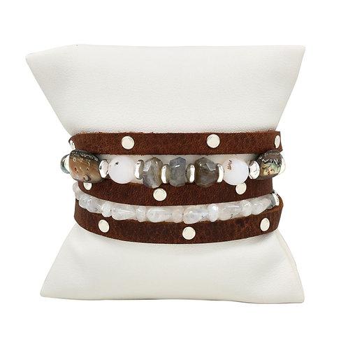 Picobello Harmony Wrap Bracelet
