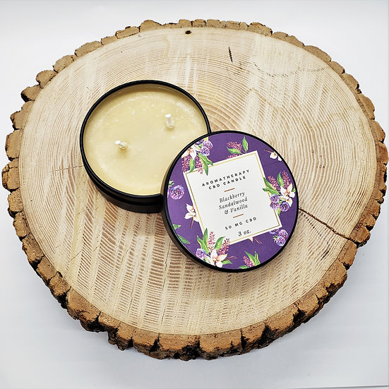Blackberry Candle