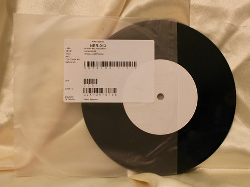 "Its All Happening 7"" Test Pressing"