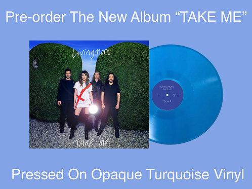"""Take Me 12"""" Vinyl Pre-Order Ships July 2021"""