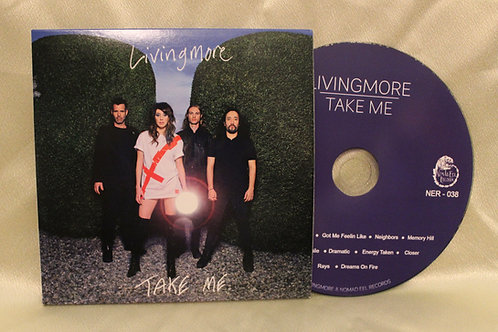 Take Me CD Pre-Order