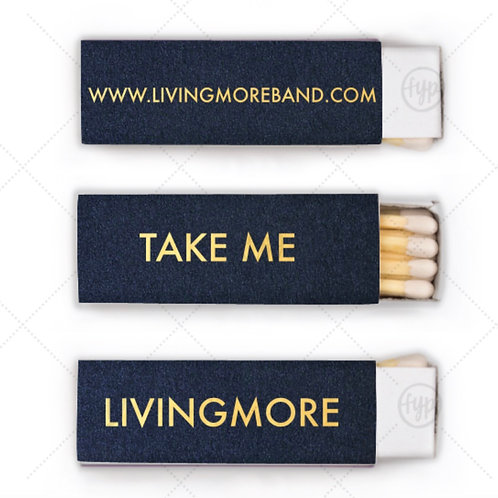 Take Me Matchbooks