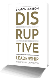 Disruptive Leadership Book by Sharon Pearson