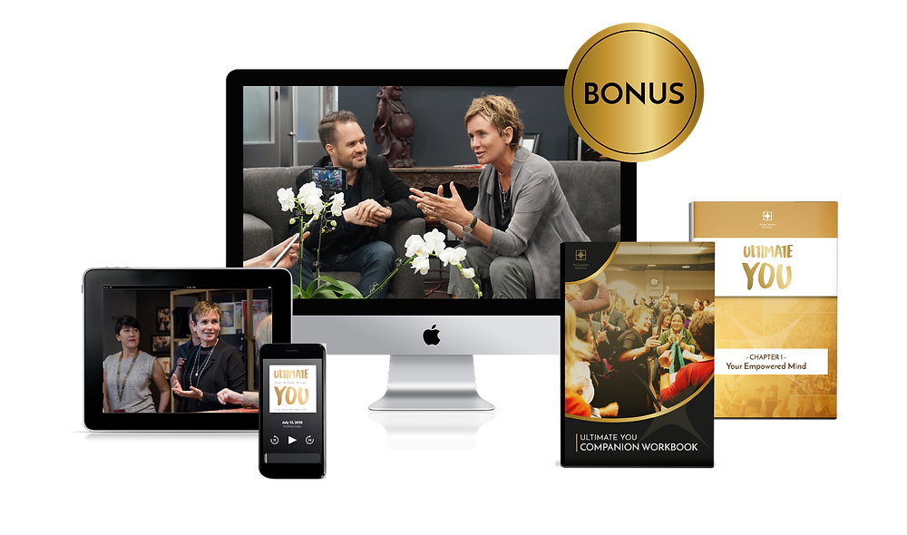 Ultimate you Book Bonuses