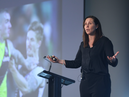 Bringing Your A Game with Emma Murray | #Perspectives with Sharon Pearson