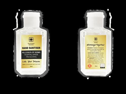60ml Hand Sanitiser (75% alcohol)