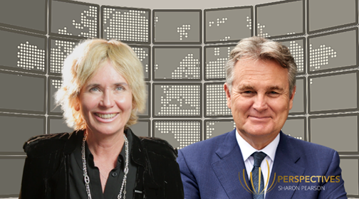 Brave new post-corona world with Bernard Salt   #Perspectives podcast with Sharon Pearson