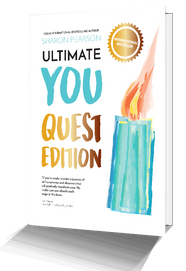 Ultimate You Quest Book by Sharon Pearson